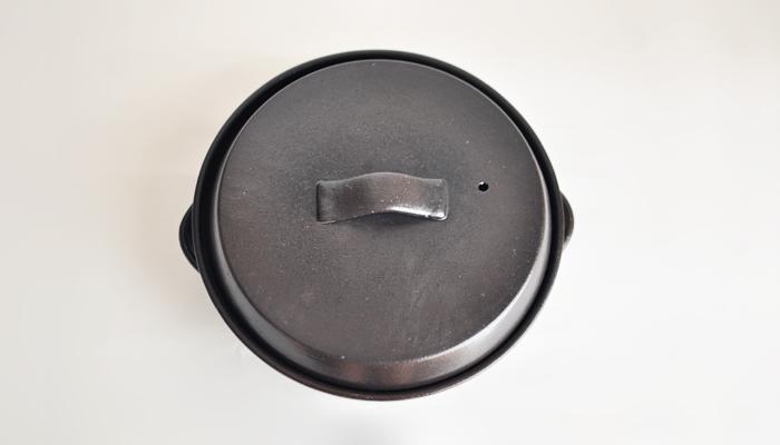 フエゴ 土鍋 黒 02