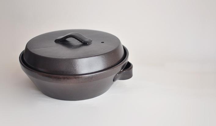 フエゴ 土鍋 黒 04