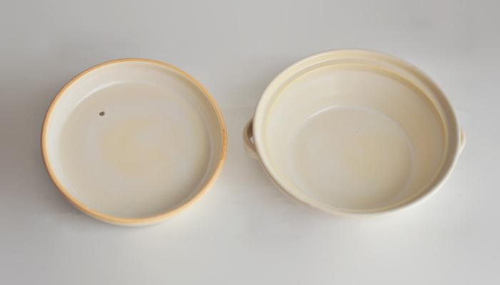 フエゴ 土鍋 白 05