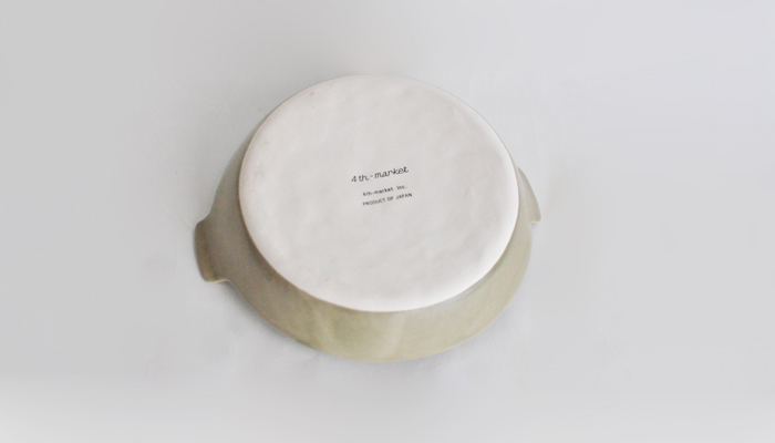 ラディッシュ オーブン皿 緑 03