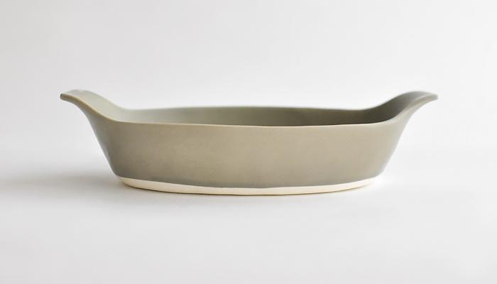 ラデッィシュ オーブン皿 緑 02