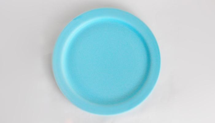 スティルク(stilk)7.5 プレート 水色