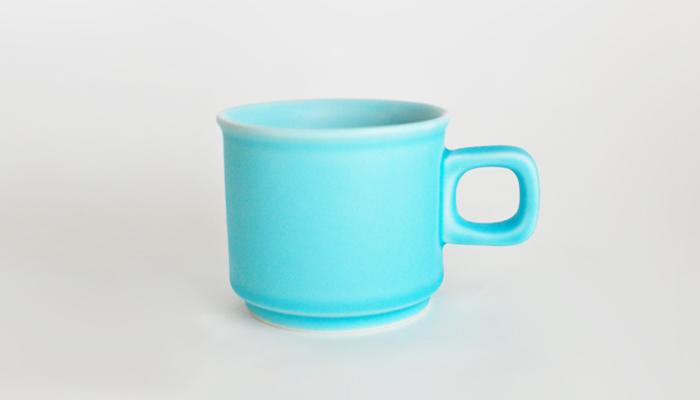 スティルク ティーカップ 水色