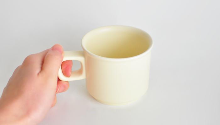スティルク ティーカップ クリーム01