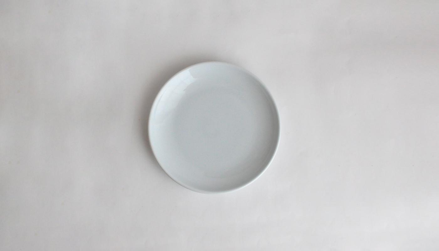 Common プレート 12cm ホワイ卜