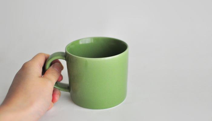 common マグ グリーン 250ml