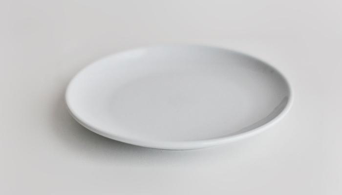 Common・コモン プレート15cm ホワイト2
