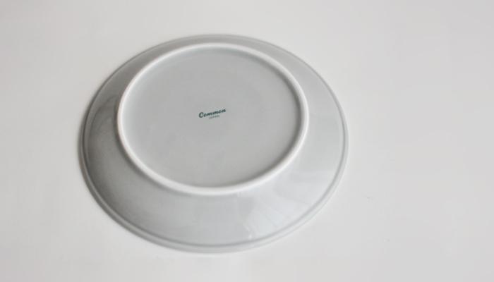 Common・コモン プレート18cm グレー4