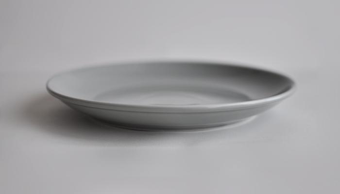 Common・コモン プレート210mm グレー2