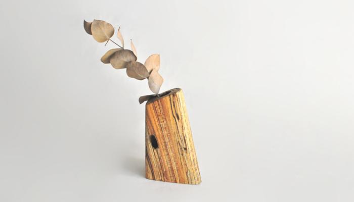 FUQUGI フクギ vase