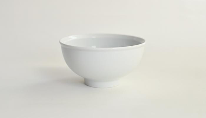 ライスボウル 12cm ホワイト