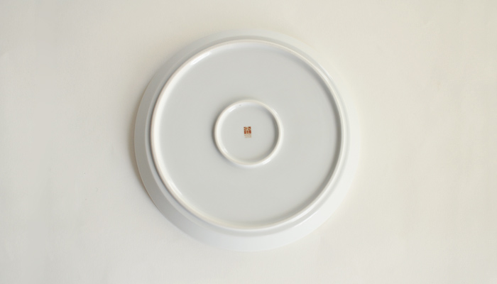 rim plate 20.5cm white03
