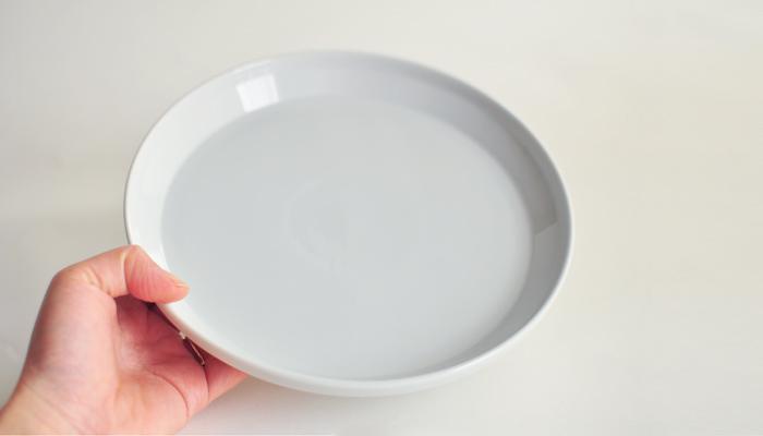 rim plate 20.5cm white04