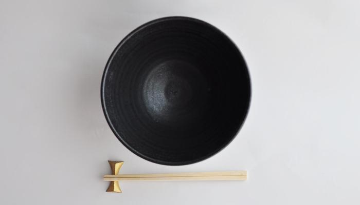 中村恵子の丼 黒04