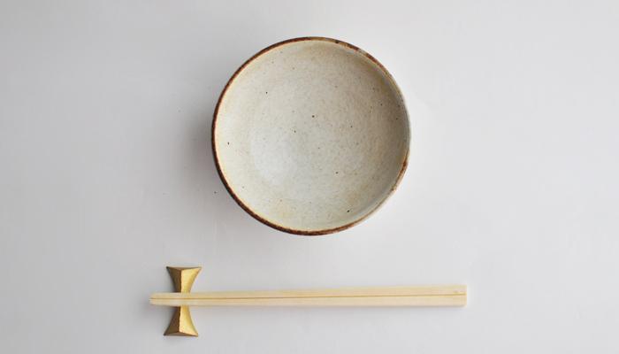 中村恵子の飯碗 粉引02