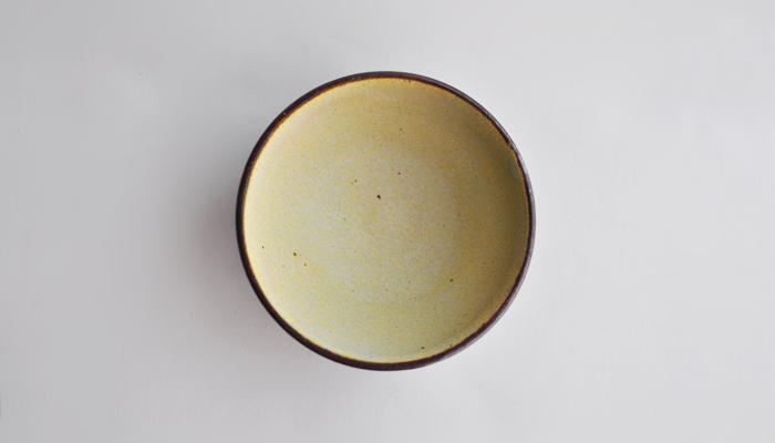 中村恵子の飯碗 深緑 05