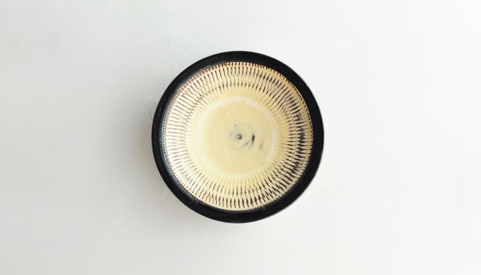 5寸小皿(15cm)黒木力窯