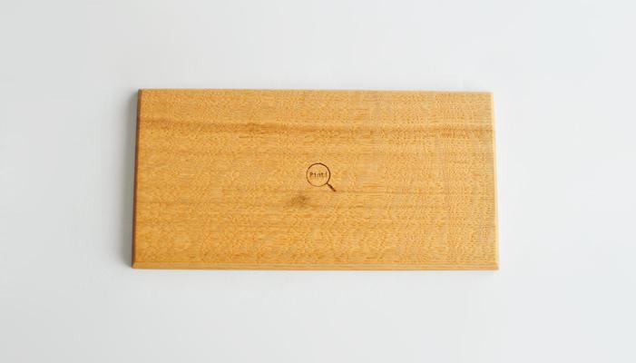 pint!の楢の木プレート(S)3