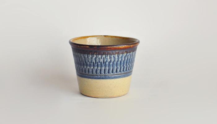 フリーカップ ライン 田村窯